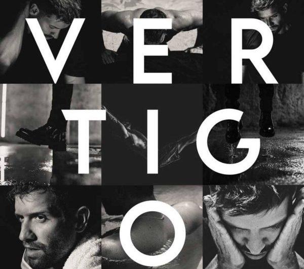 El quinto disco de Pablo Alborán se titulará 'Vértigo'