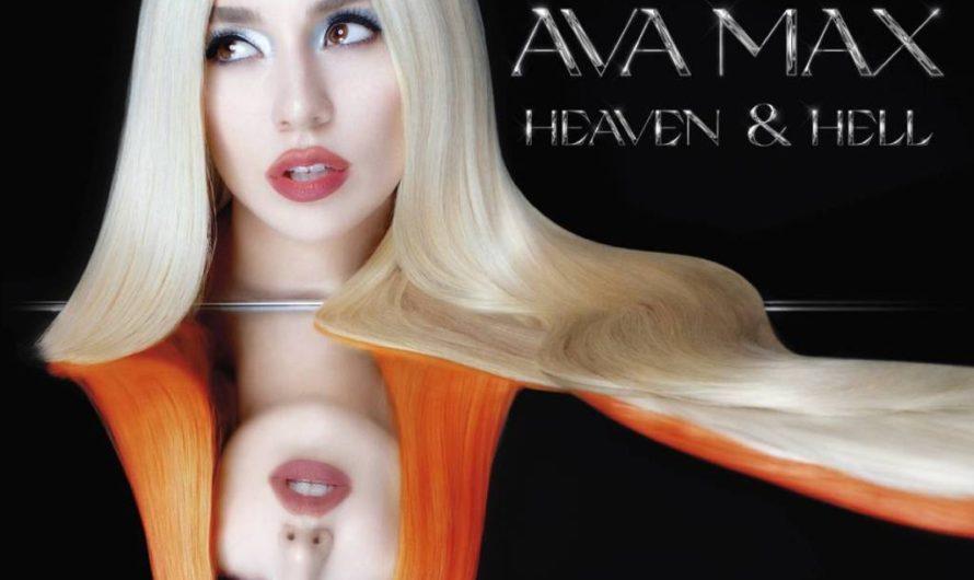 Ava Max publica su álbum de debut, 'Heaven & Hell'