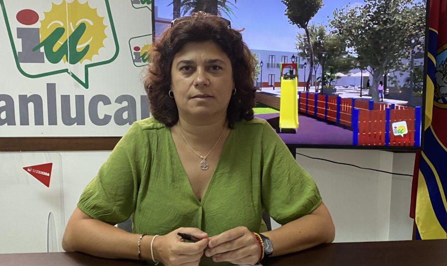 """Carmen Álvarez: """"Sanlúcar queda fuera del protocolo contra el virus del Nilo por la negativa de la Junta"""""""