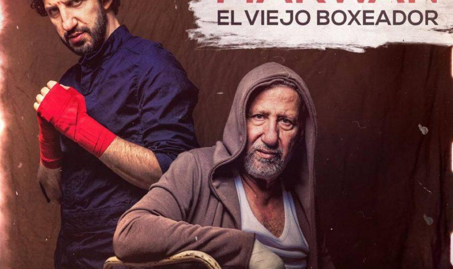 Marwán publica su nuevo disco, 'El viejo boxeador'