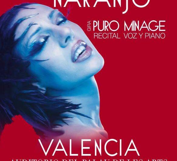 Mónica Naranjo anuncia la gira 'Puro Minage'
