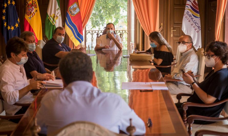 ÚLTIMOS PASOS PARA COMPLETAR EL CASTILLITO DE BAJO DE GUÍA COMO EDIFICIO CONMEMORATIVO DEL V CENTENARIO