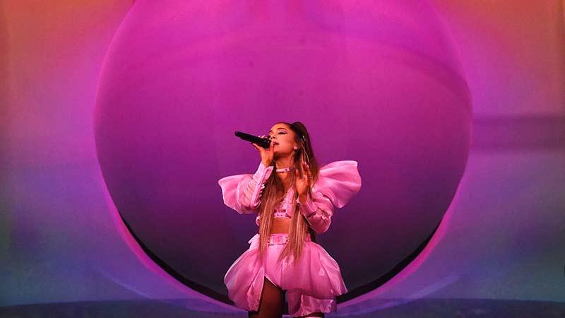 Ariana Grande estrenará el single 'Positions' el viernes 23 de octubre