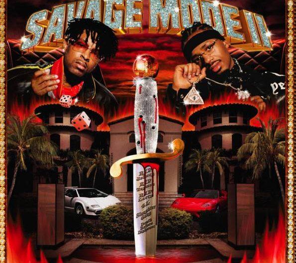 21 Savage y Metro Boomin lideran las ventas en Estados Unidos con 'Savage Mode II'