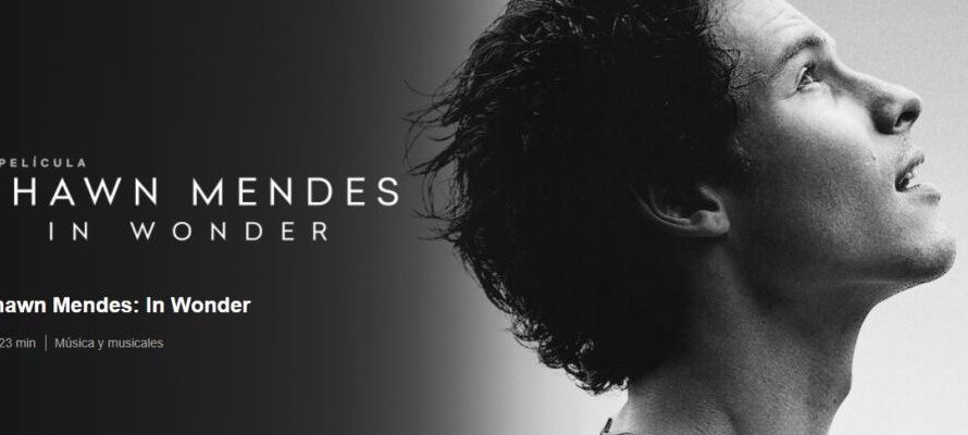 """Shawn Mendes: In Wonder"", el primer documental del artista"