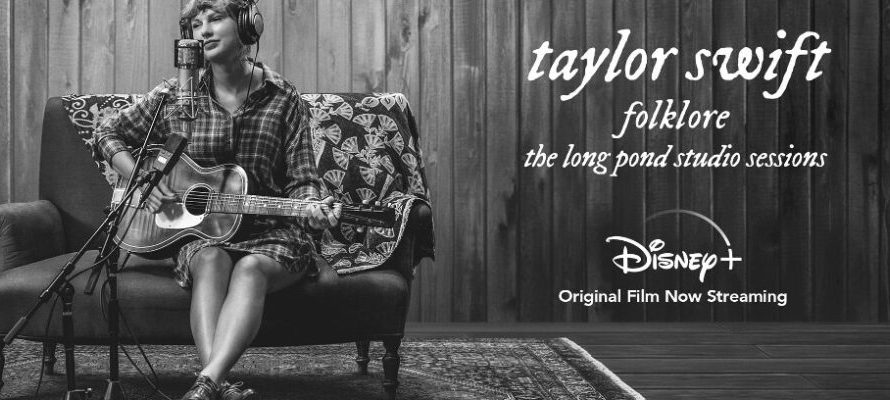 "Taylor Swift sorprende a sus fans con un documental sobre ""Folklore"""