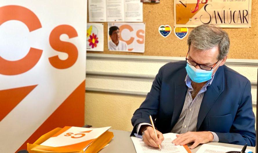 Ciudadanos Sanlúcar valora la inversión de más de un millón de euros de la Junta de Andalucía para el proyecto «Entre Plazas»