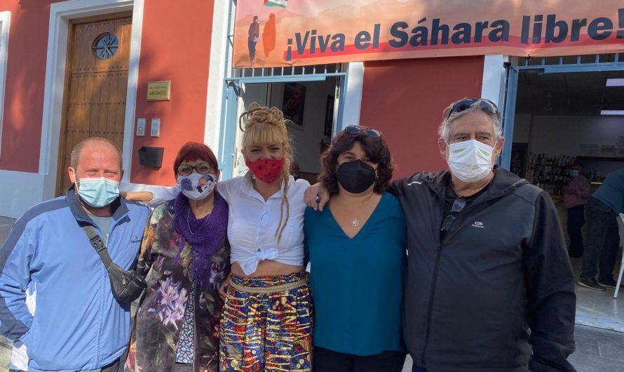 IU Sanlúcar apoyará la concentración convocada por la asociación 'La Jaima' en apoyo al pueblo saharaui