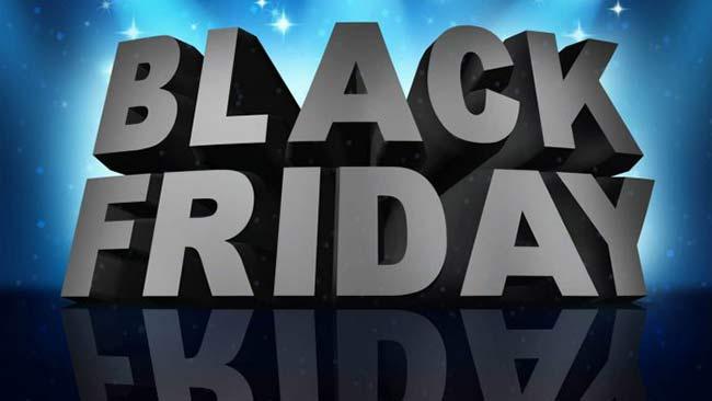 Aprovecha el Black Friday y compra música con importantes descuentos