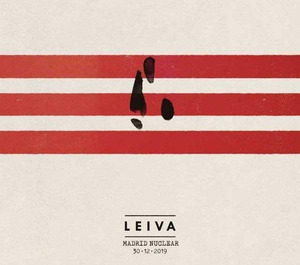Leiva publica el disco en directo 'Madrid Nuclear'