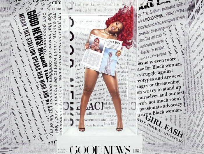 Megan Thee Stallion publica su primer disco, 'Good News'