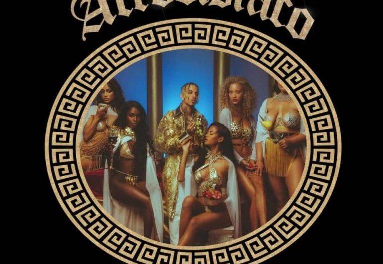 Rauw Alejandro publica su primer disco, 'Afrodisíaco'