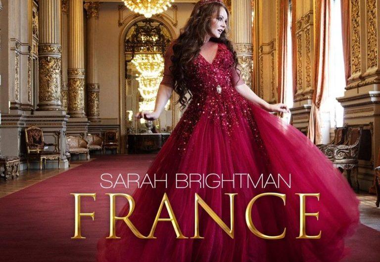 Sarah Brightman publica en Francia y Bélgica su nuevo álbum 'France'