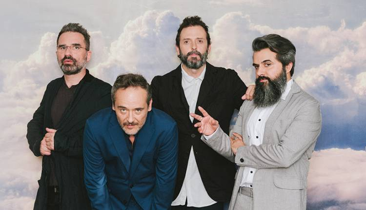 Love of Lesbian presenta su nuevo single, 'Cosmos (antisistema solar)'