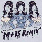 Ariana Grande añade a Doja Cat y Megan Thee Stallion en el remix de '34+35′