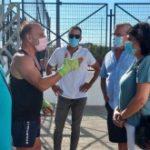 IU pide mejoras en la Barriada Andalucía