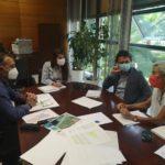 Ayuntamiento de Conil y Ecologistas en Acción se reúnen con la Junta de Andalucía