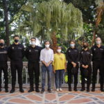 LA PLANTILLA DE LA POLICÍA LOCAL SE INCREMENTA CON SIETE NUEVOS AGENTES